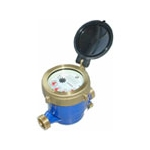 Dry type cold water meter