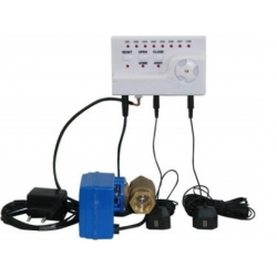 water leak alarm&automatic shut off  system