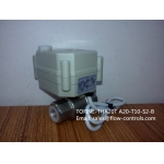 TOFINE-THA20T A20-T10-S2-B Electric ball valves