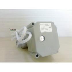 NPT full port motor operated ball valve