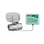Sensor Valve for Water Leak Control
