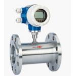 Fluid turbine flow meter