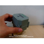 Electric ball valve with Timer control