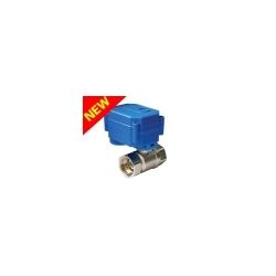 water treatment motorized valve