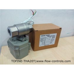 2 way Stainless 5-wire CR5 02 Auto-return with signal feedback