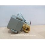 2-way China TOFINE Timer control motorized ball valves  0.5 inch brass,120VAC
