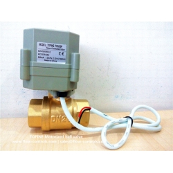 Programmable Automatic shut off valve with Timer control