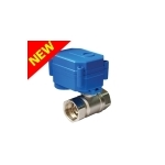 water treatment motorized valve
