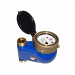 Wet type cold water meter