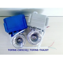 Learn Electric valve from here-Motorized ball valve for water treatment