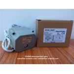 Capacitor-return 3-wire motorized ball valves