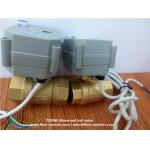 2-way Motorized Brass ball valve TOFINE-THA20T