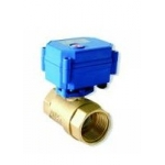 2 port Motor driven ball valves