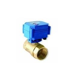 2 port Motor driven ball valves