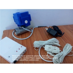 United States Power supply Water leak alarm in China